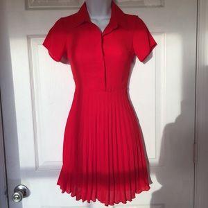 Beautiful ASOS red dress NWOT